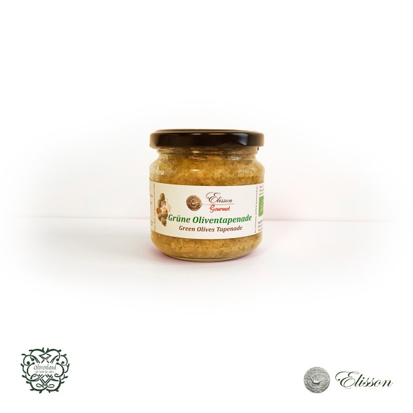 Elisson Oliven Tapenade