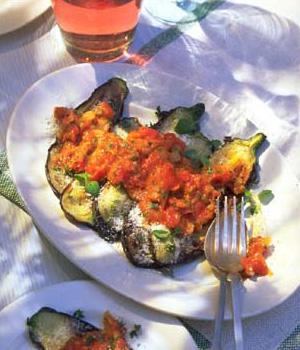 aubergine-gericht